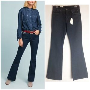 New Anthro Levi's Made & Crafted Stems Flare Jeans